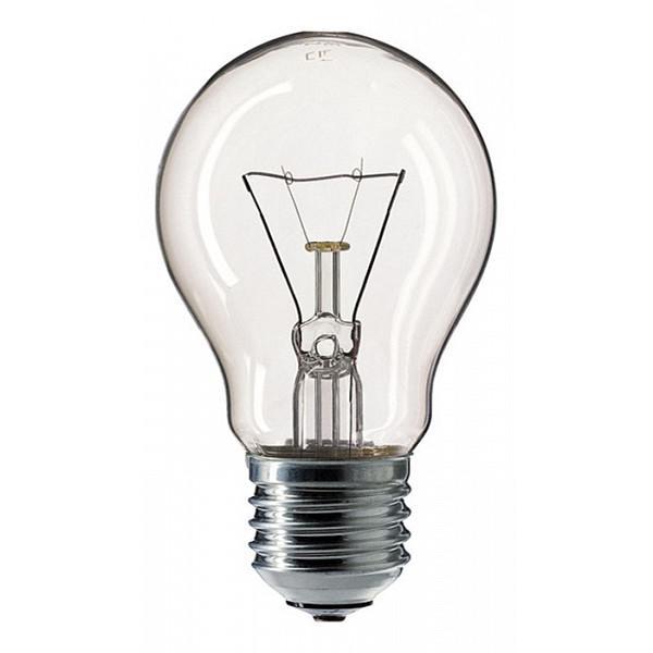 Лампа накаливания Osram Classic a cl 40w e27 лампа накаливания рефлекторная е27 100w груша инфракрасная 82966