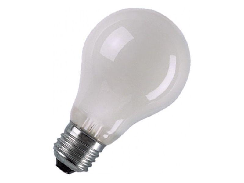 Лампа накаливания Osram Classic a fr 40w e27 лампы osram