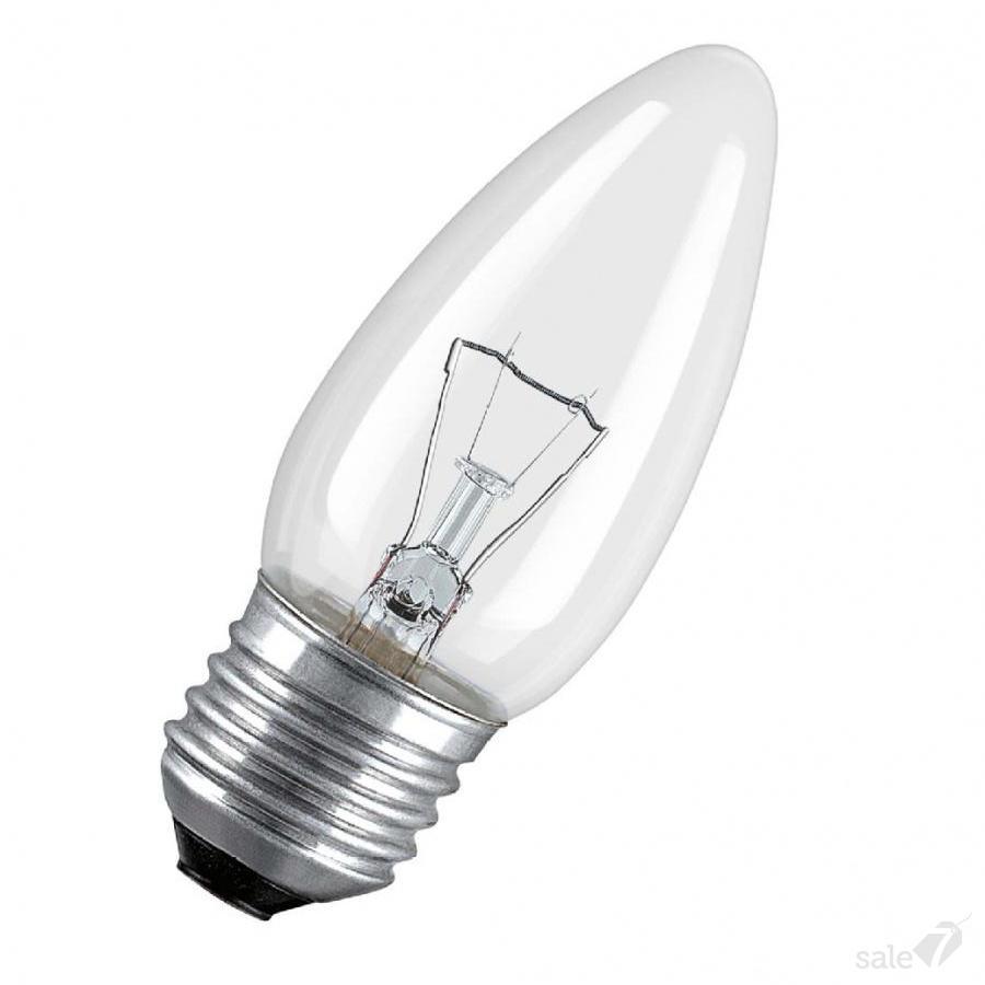 Лампа накаливания Osram Classic b cl 60w e27