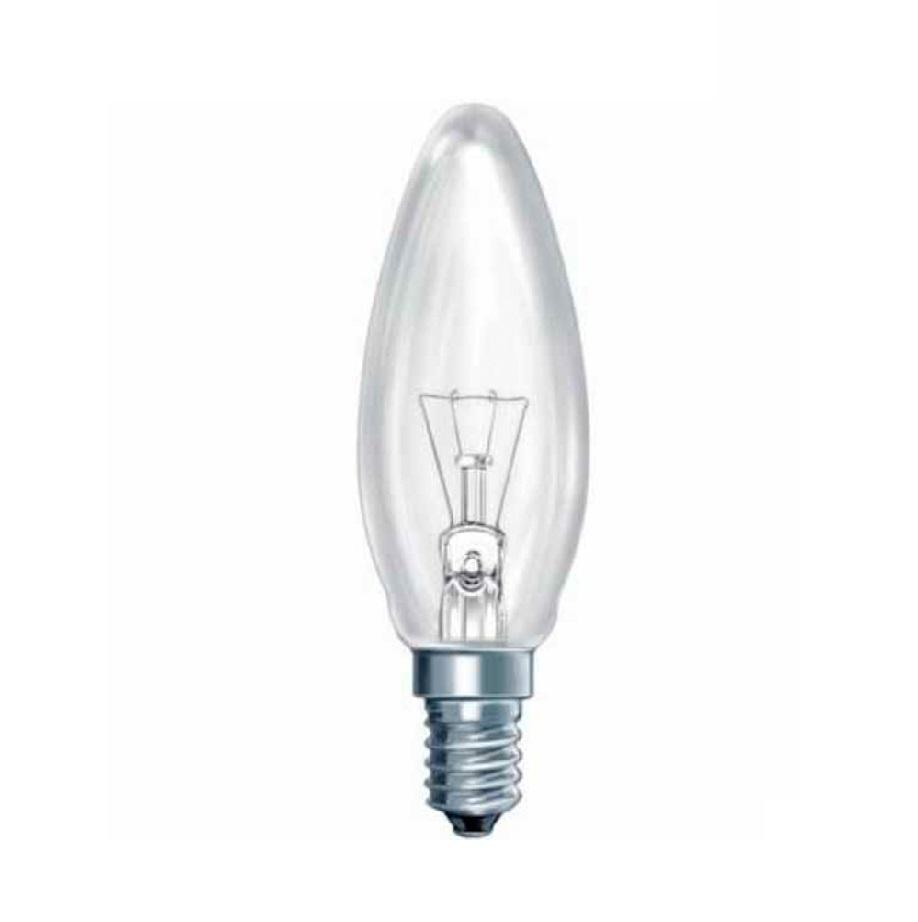 Лампа накаливания Osram Classic b cl 40w e14 лампы osram
