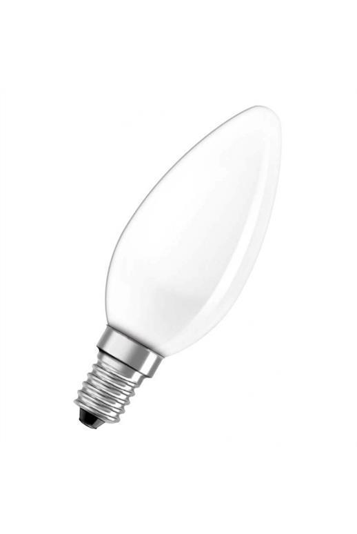 Лампа накаливания Osram Classic b fr 60w e14 лампы osram