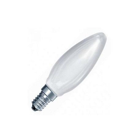 Лампа накаливания Osram Classic b fr 40w e14 лампы osram