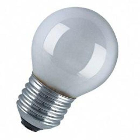 Лампа накаливания Osram Classic p fr 40w e27 лампа накаливания osram classic p fr 25w e14