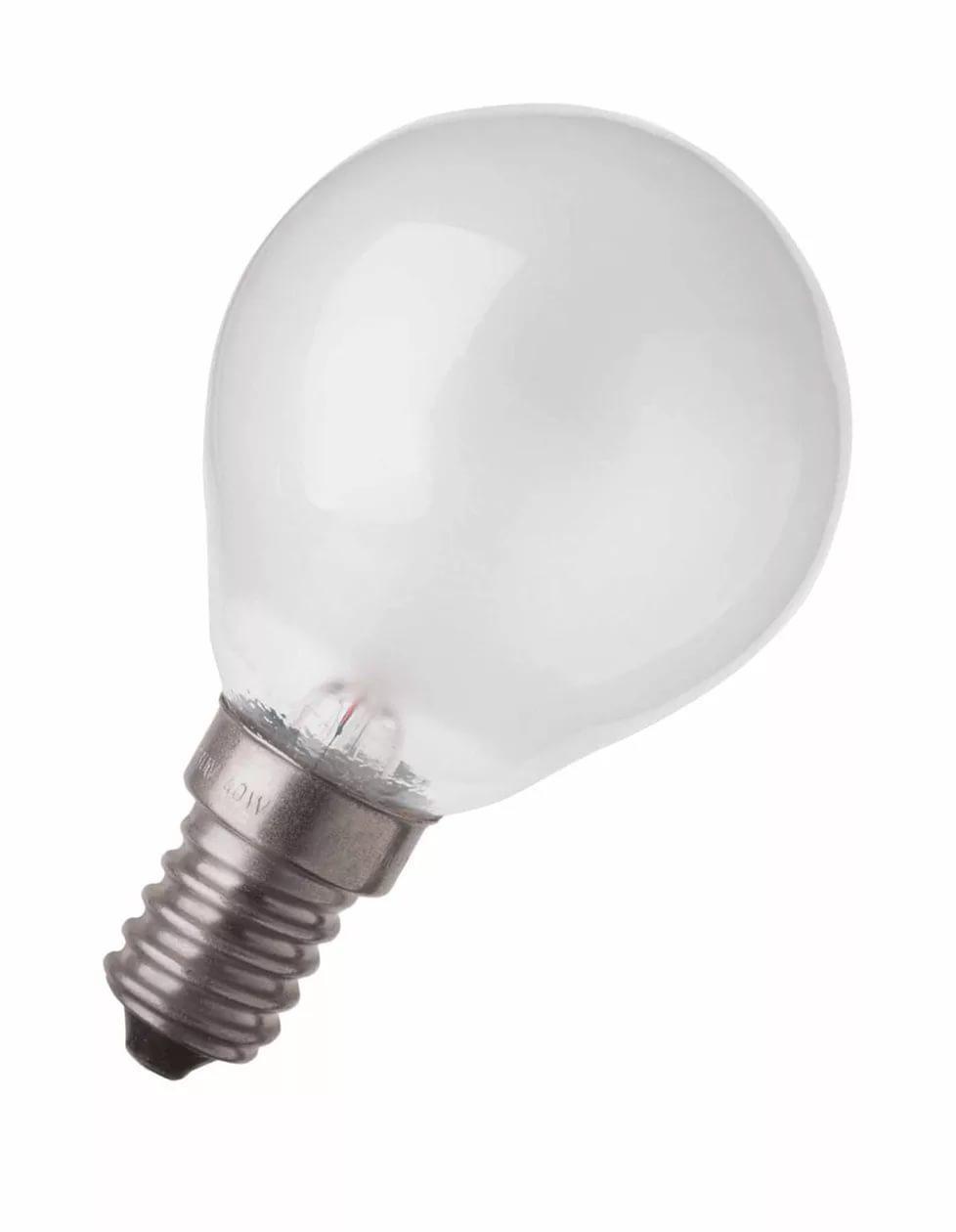 Лампа накаливания Osram Classic p fr 60w e14 лампы osram