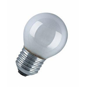 Лампа накаливания Osram Classic p fr 60w e27 лампа накаливания philips p45 60w e14 cl