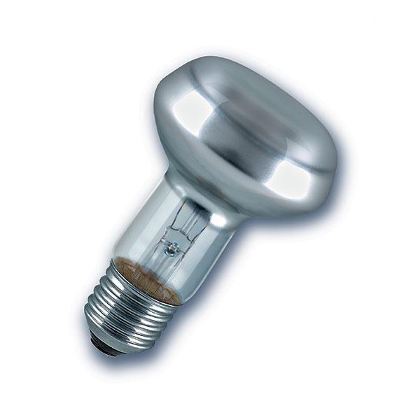 Лампа накаливания Osram Concentra r63 40w e27