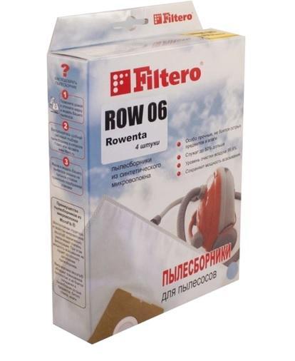 Мешок Filtero Row 06 ЭКСТРА пылесборник filtero row 07 extra