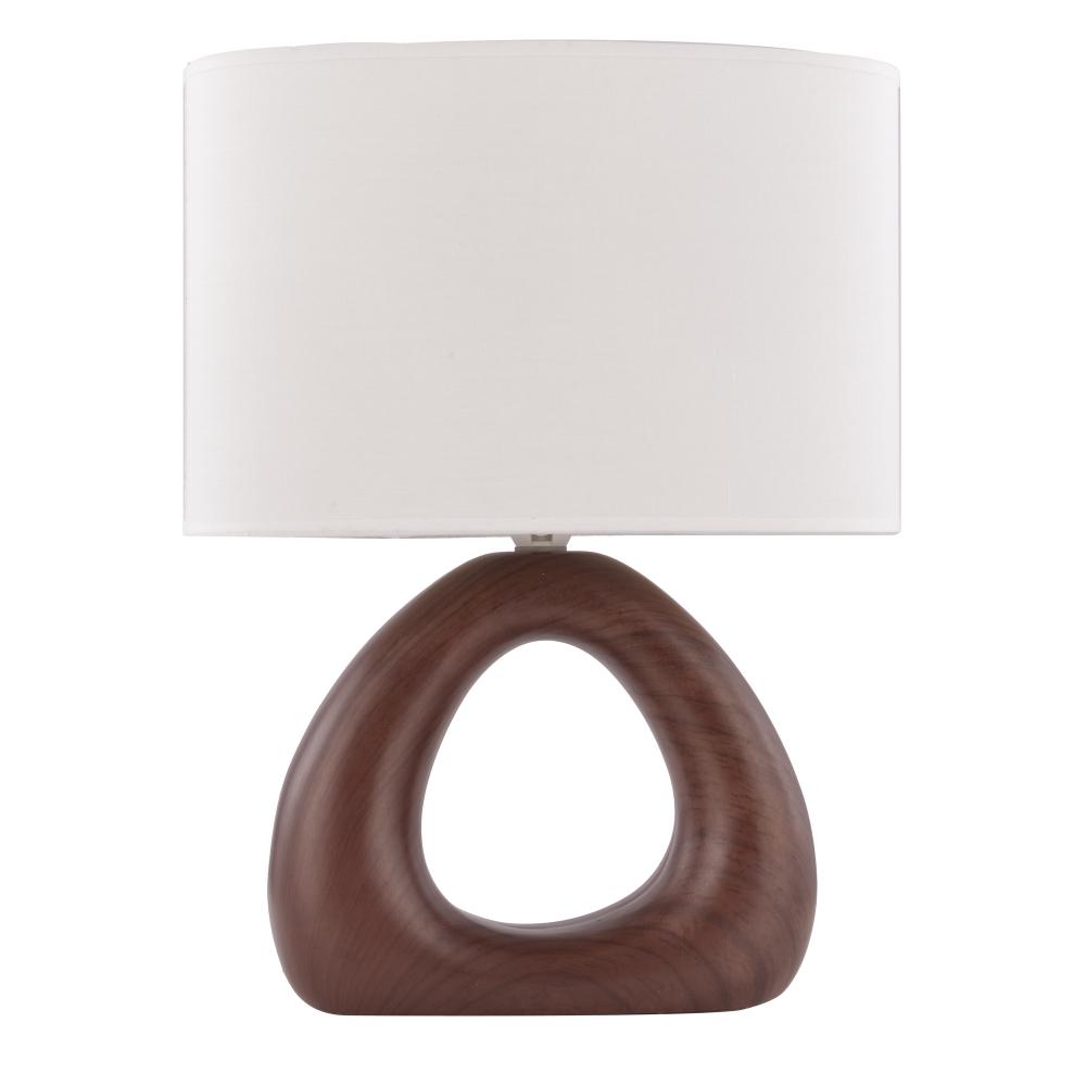 Лампа настольная Escada 706/1l wenge потолочный светильник escada 102 6pl wenge chrome