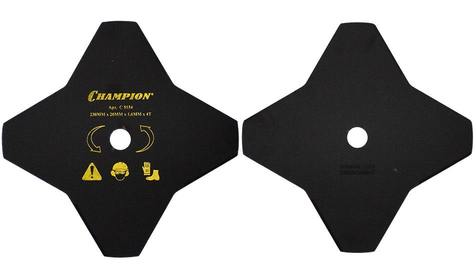 Нож Champion C5154 газонокосилка бензиновая champion lm5127bs