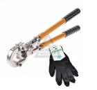 Пресс-клещи FORA инструмент 1632 + Перчатки DOLONI 540