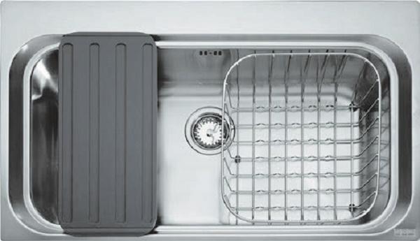 Мойка кухонная Franke AЕx610 мойка кухонная franke maris mrg 610 42 бежевый 114 0060 675