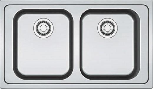 Мойка кухонная Franke Srx620