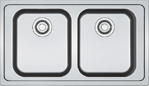 Мойка кухонная Franke Srx620 milardo celtic celsb00m05 для кухонной мойки