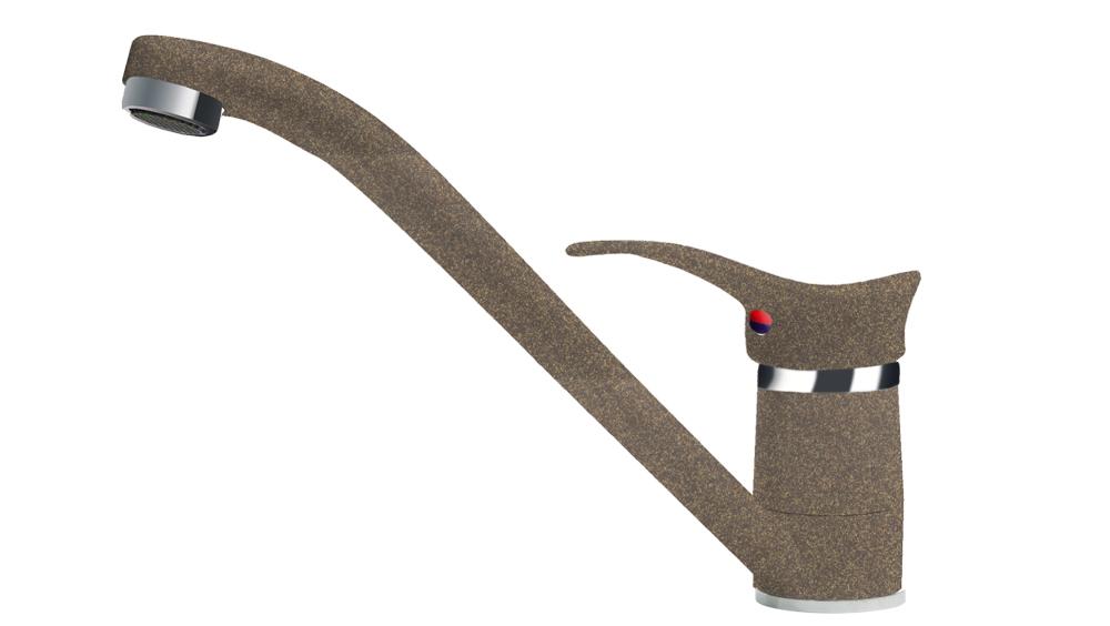 Смеситель Florentina Fl-01 Гамма коричневый