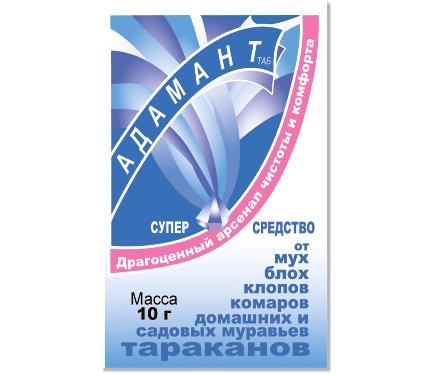 Средство инсектицидное ПКФ УСАДЬБА АДАМАНТ-ТАБ 550350