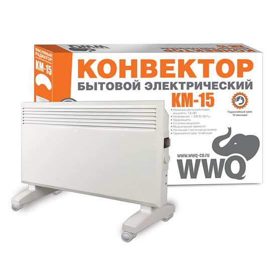 Конвектор Wwq Km-15