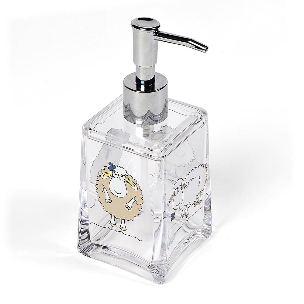 Дозатор для жидкого мыла Tatkraft 19133