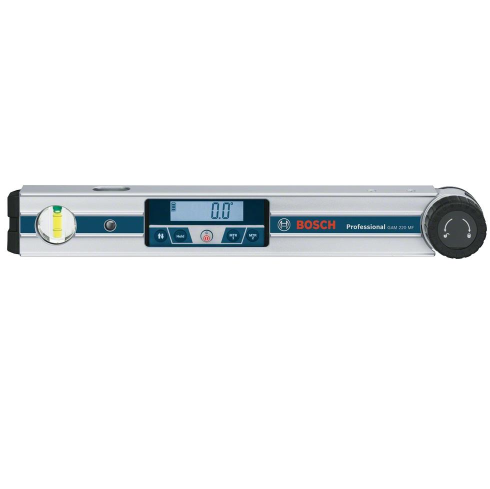 Угломер Bosch Gam 220 mf professional (0.601.076.600) угломер bosch pam 220 0603676020