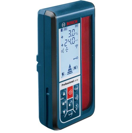 Приемник Bosch Lr 50 (0.601.069.a00) приемник для ротационного лазера bosch lr 0 601 015 400