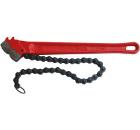 Ключ трубный цепной REKON 28424