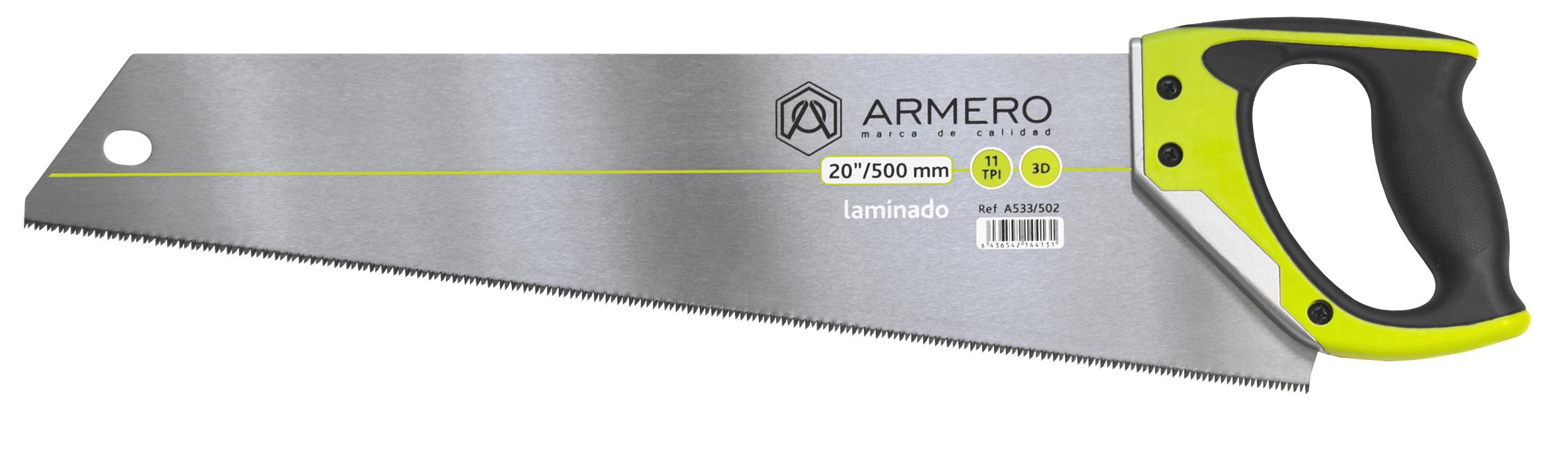 Ножовка Armero 533/502