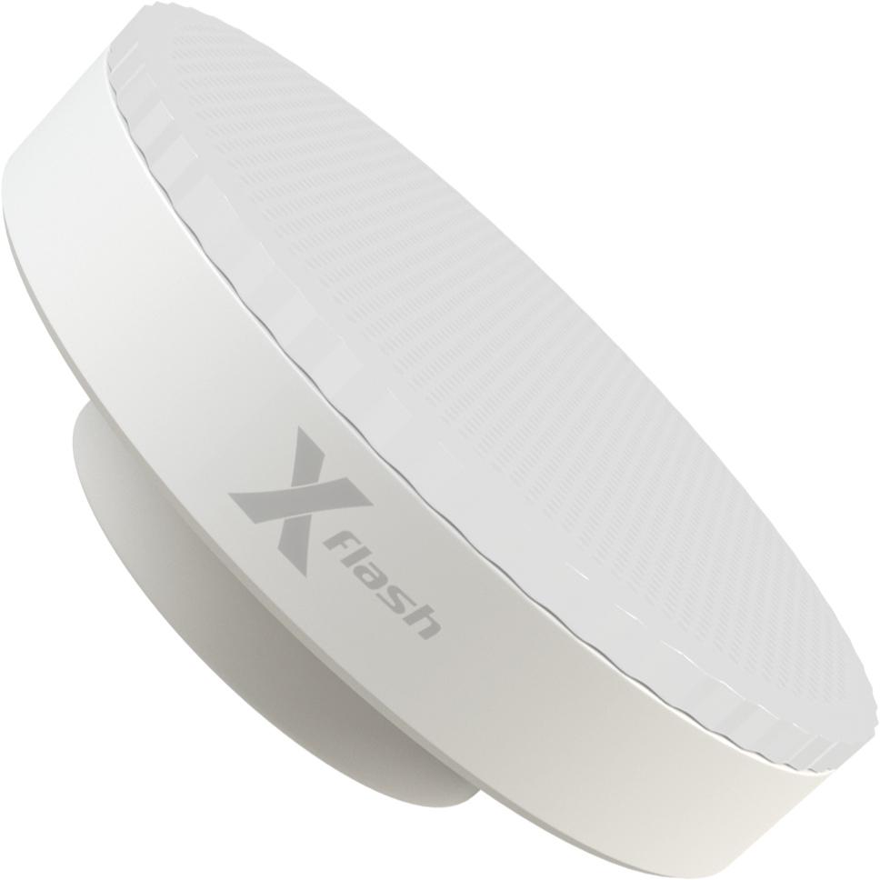 Лампа светодиодная X-flash Xf-gx53-p-7w-3000k-220v 10шт
