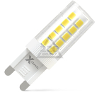 Лампа светодиодная X-FLASH XF-G9-44-C-3W-4000K-230V
