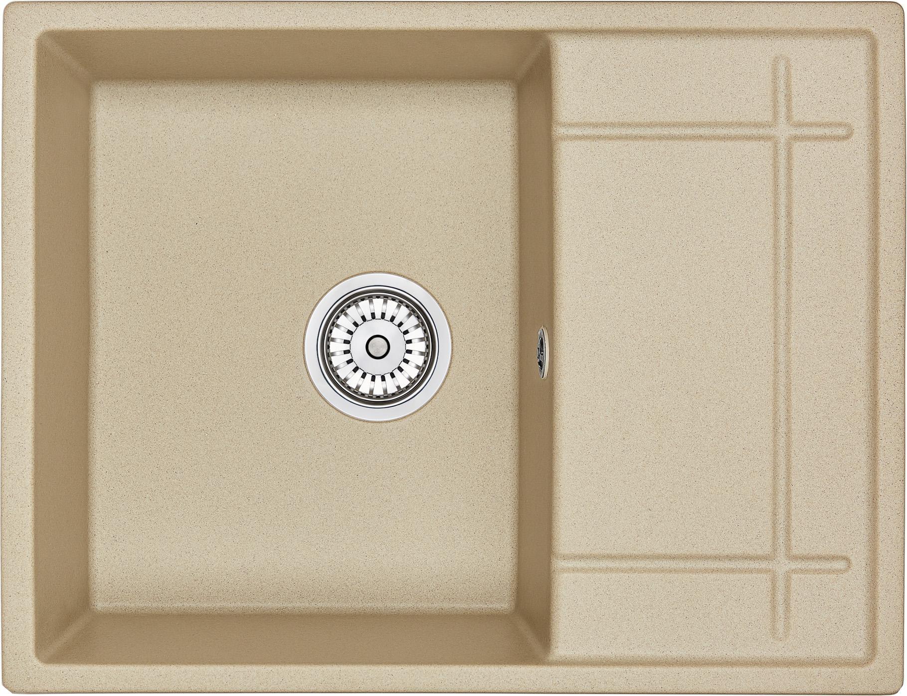 Мойка кухонная Granula Gr-6501 кухонная мойка granula 4201 классик