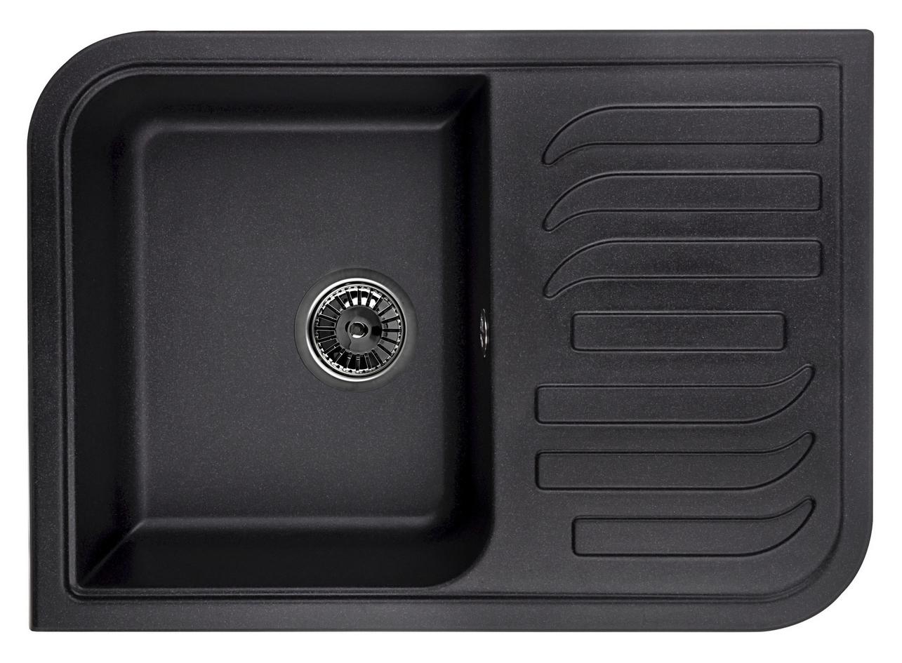 Мойка кухонная Granula Gr-7001 кухонная мойка granula 4201 классик