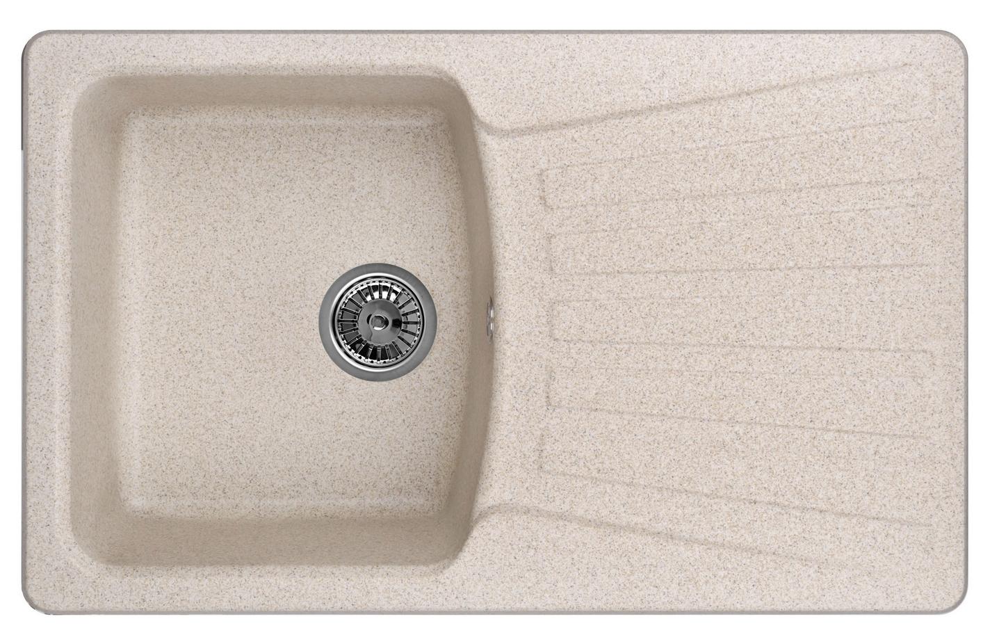 Мойка кухонная Granula Gr-8001 кухонная мойка granula 4201 классик