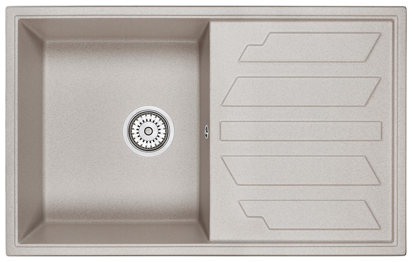 Мойка кухонная Granula Gr-8002 кухонная мойка granula 4201 классик