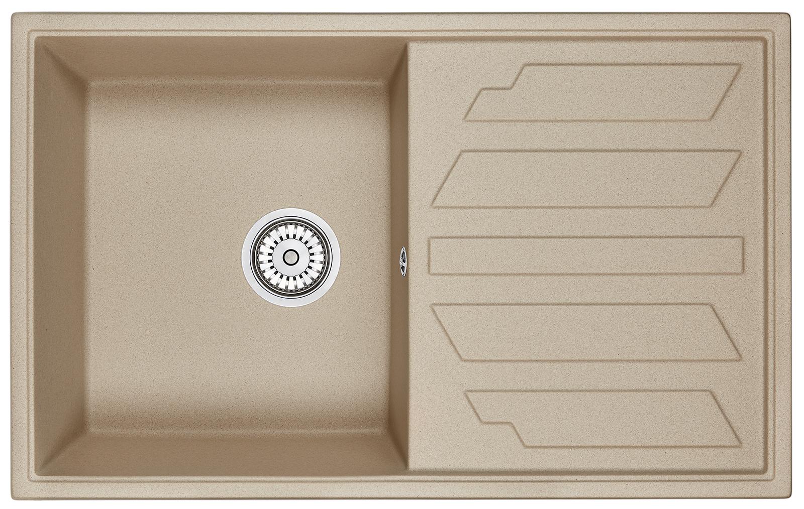 Мойка кухонная Granula Gr-8002