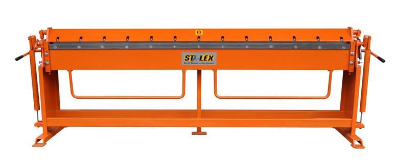 Станок листогибочный Stalex 2500/1.0 недорого