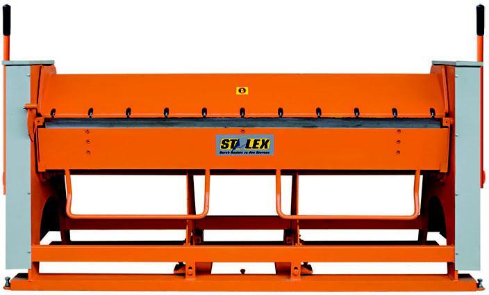 Станок листогибочный Stalex 3000/2.0 станок листогибочный сегментный stalex pbb 1270 2