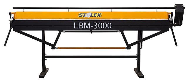 Станок листогибочный Stalex Lbm 3000 профилегибочный ручной станок stalex tr 60m 100762