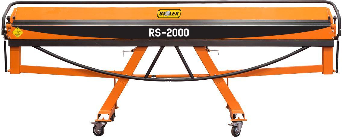 Станок листогибочный Stalex Rs 2000 недорого