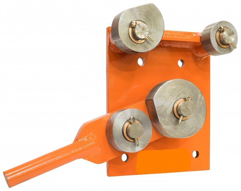 Станок для гибки арматуры Stalex Dr25 электромеханическая гильотина stalex gm 1000 1 5