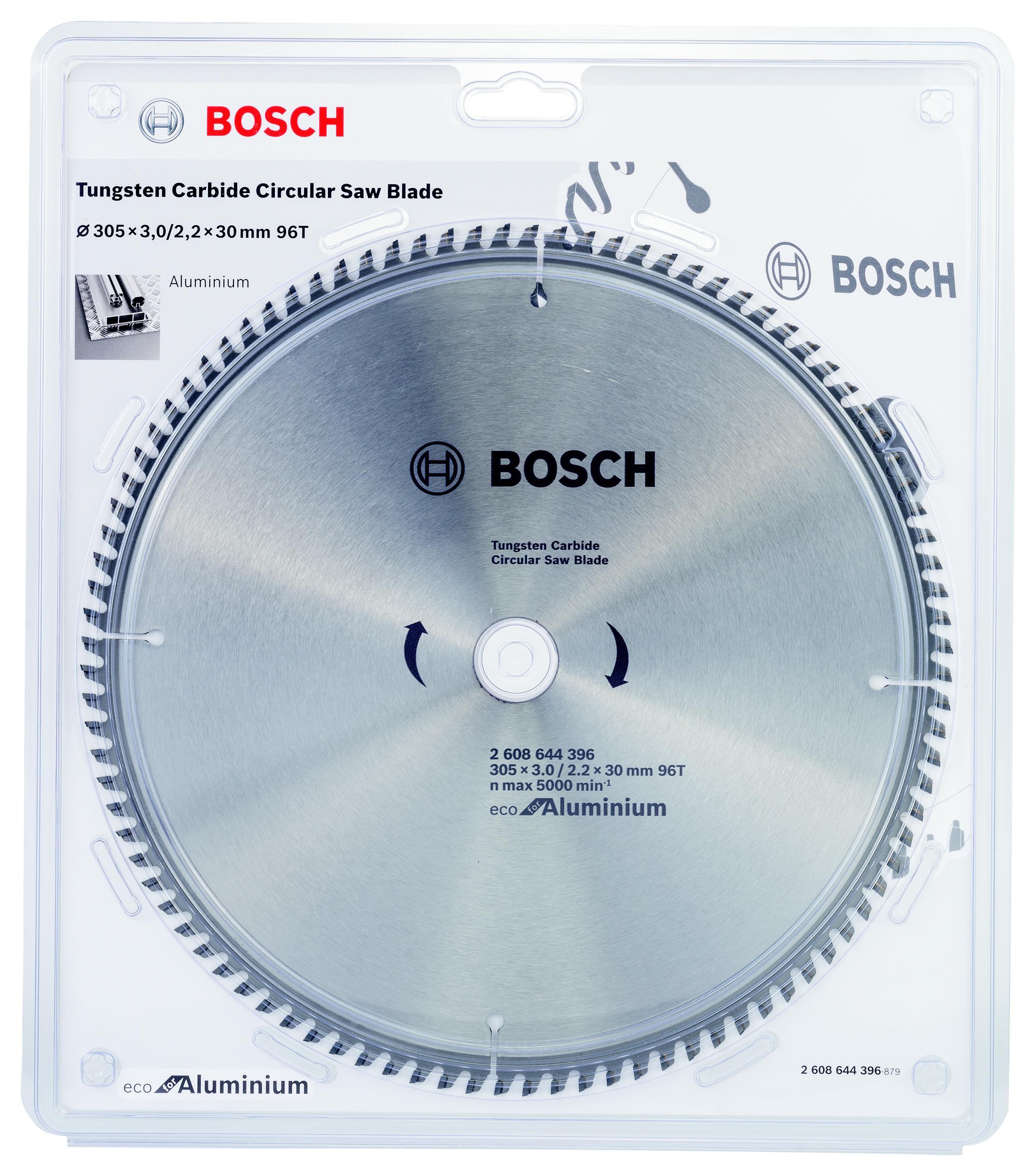 Диск пильный твердосплавный Bosch Eco al 305x30-96t (2.608.644.396) икона янтарная богородица скоропослушница кян 2 305