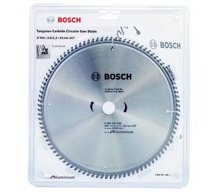 Диск пильный твердосплавный BOSCH Ф305х30мм 96зуб. (ECO AL 2608644396)