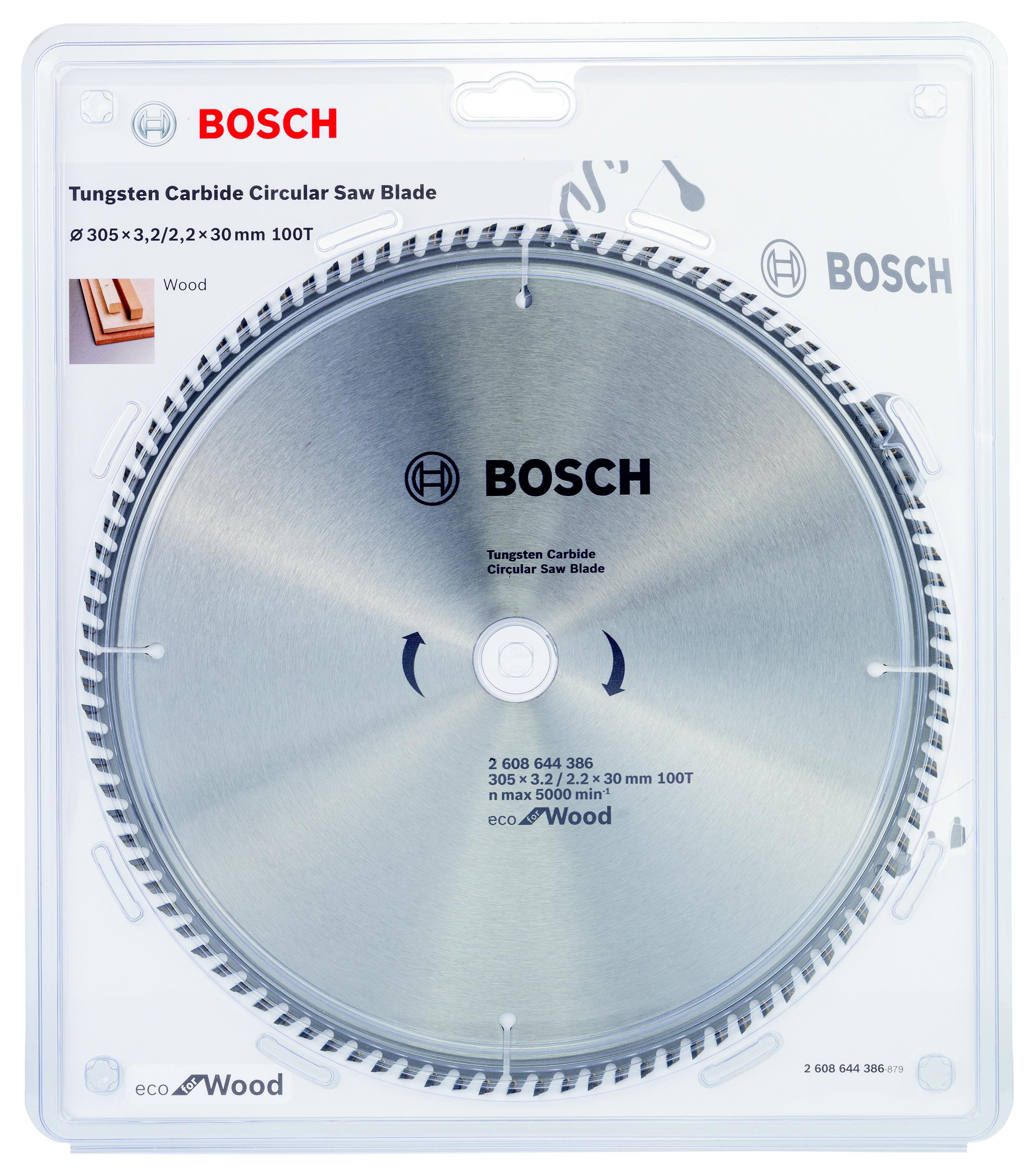 Диск пильный твердосплавный Bosch Eco wo 305x30-100t (2.608.644.386) икона янтарная богородица скоропослушница кян 2 305