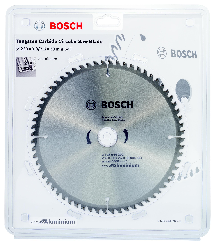 Диск пильный твердосплавный Bosch Eco al 230x30-64t (2.608.644.392) ryad mogador al madina ex lti al madina palace 4 агадир