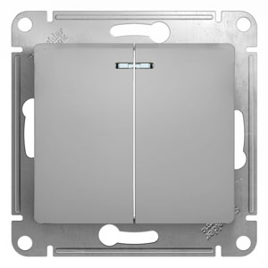 Выключатель Schneider electric Gsl000353 glossa