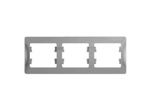 Рамка SCHNEIDER ELECTRIC GSL000303 Glossa