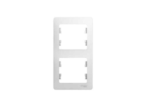 Рамка SCHNEIDER ELECTRIC GSL000106 Glossa