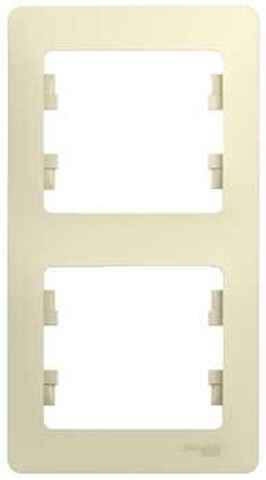 Рамка Schneider electric Gsl000206 glossa
