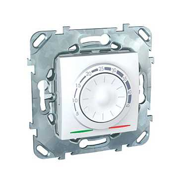 Терморегулятор Schneider electric 133101 терморегулятор для теплого пола теплолюкс тс 201 белый
