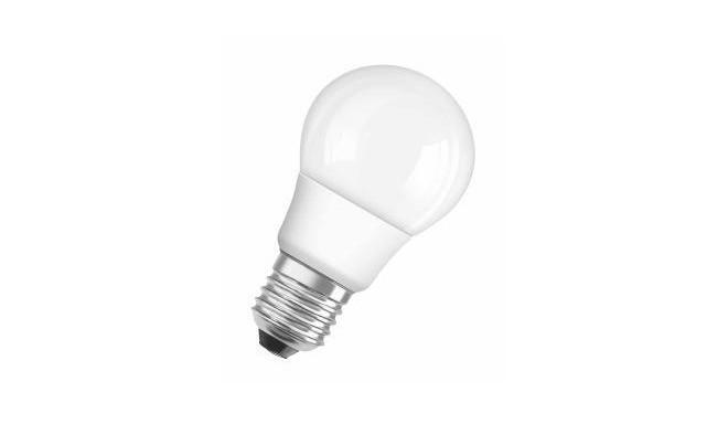 Лампа светодиодная Osram Led star classic a 40 розетка 2 ая с з с п 16а mono electric eco белый серебро