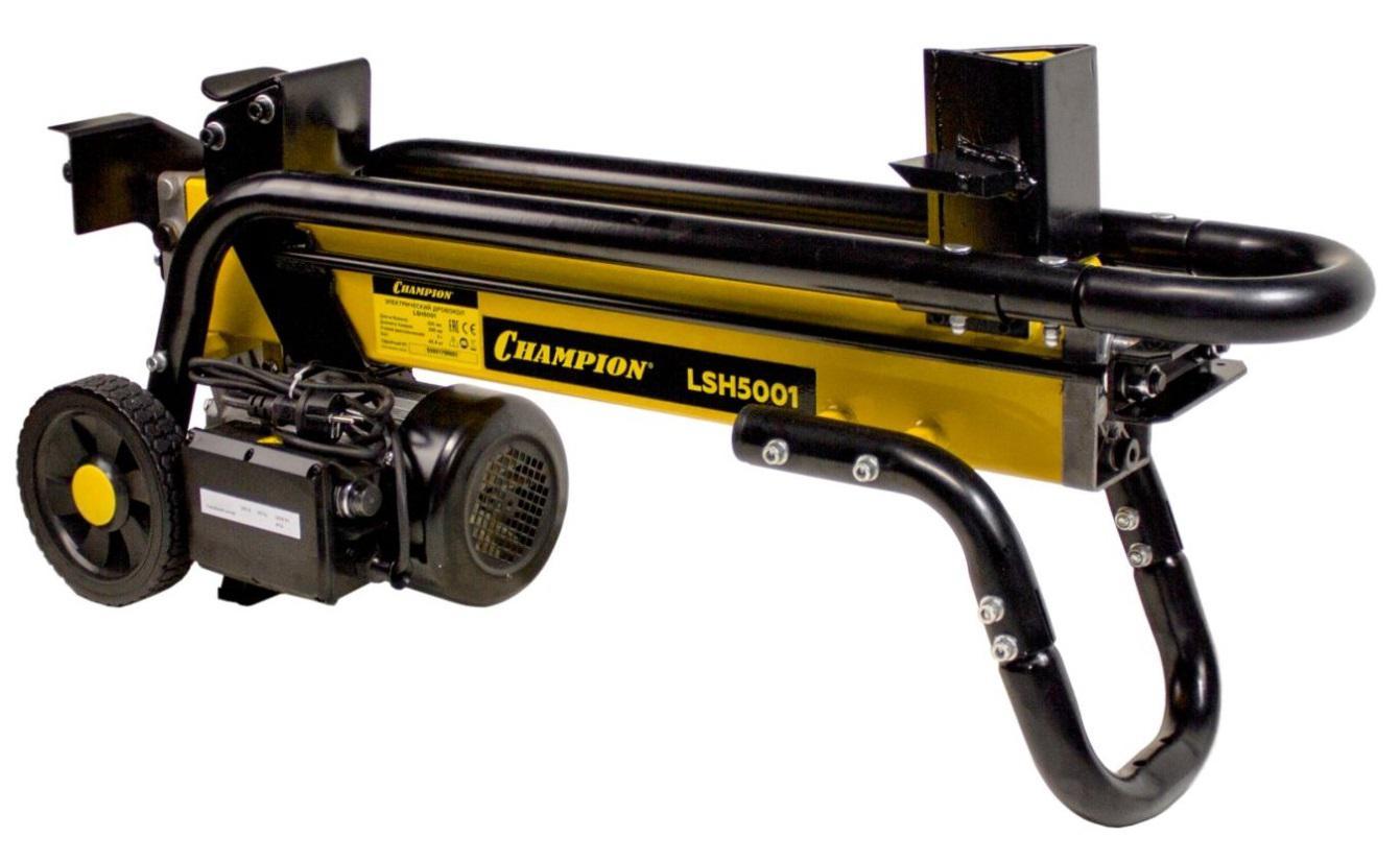 Электрический дровокол Champion Lsh5001