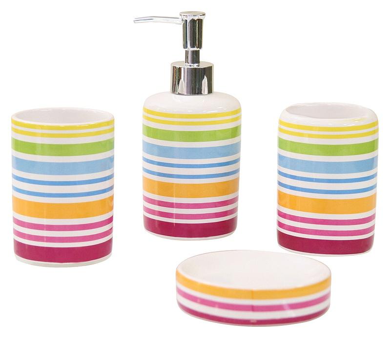 Набор для ванной комнаты Axentia 282460 щетка для пола axentia
