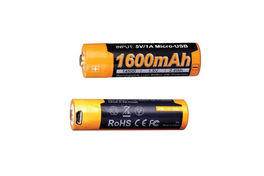Аккумулятор Fenix Arb-l14-1600 u